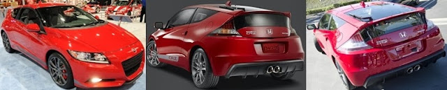 Honda Supercharged CR-Z HPD 2014