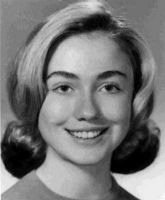 Bill and Hillary Clinton. epdava  Bill And Hillary Clinton Young