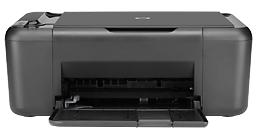 HP Deskjet F2492