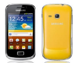 Samsung Galaxy Mini 2 S 6500