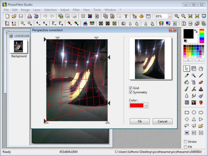 9.1.0 TÉLÉCHARGER PHOTOFILTRE
