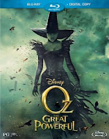Oz the Great and Powerful (2013) BluRay 720p 900MB