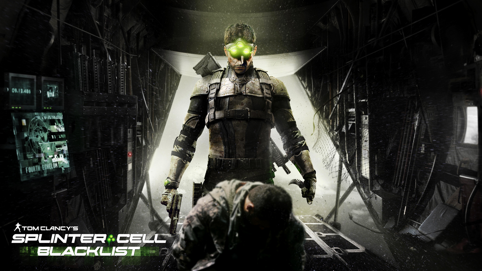 Splinter Cell Conviction Screenshots Pictures IGN  - tom clancys splinter cell conviction wallpapers