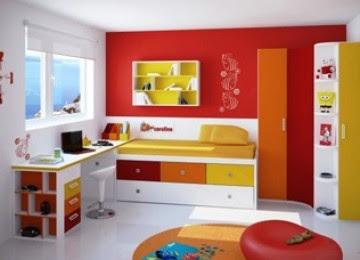 kombinasi warna cat dinding rumah minimalis paduan warna
