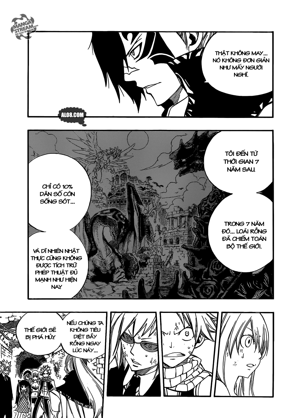 Fairy Tail chap 324 page 7 - IZTruyenTranh.com