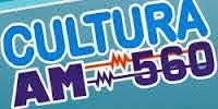 Rádio Cultura AM 560,0 Guarapuava PR