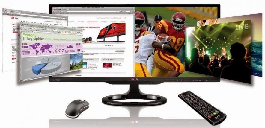 Разделение экрана LG V960