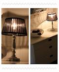 DIY: krakkilert lampefot