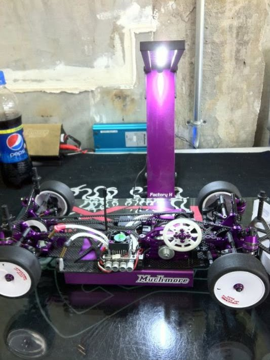 Atsushi Hara's Hotbodies TC-FD at Ride Cup Round 2 in RC City Bangkok  IMG_1659