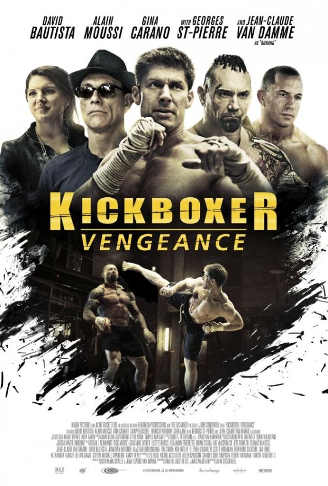 Võ Sĩ Báo Thù - Kickboxer: Vengeance (2016)