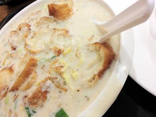 老店興隆居 傳統早點美食の鹹豆漿