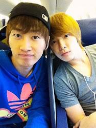 Hyukkie dan Donghae