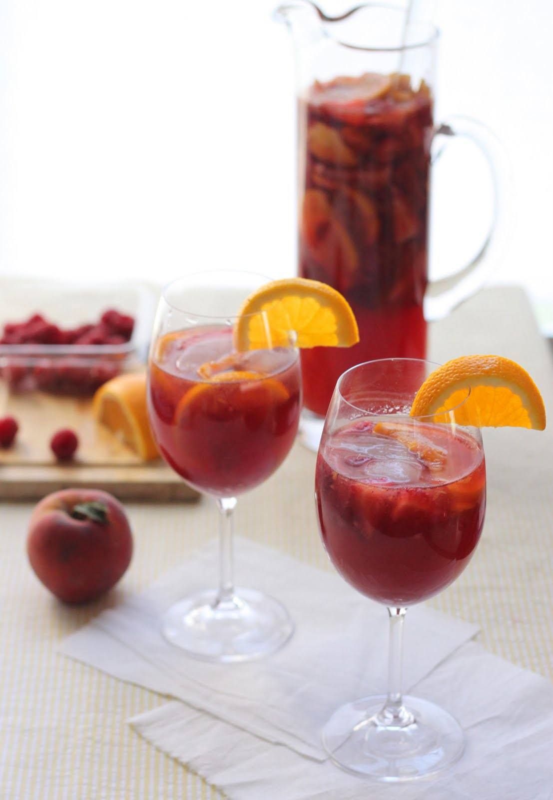 The Cilantropist: A Recipe for Rose Sangria