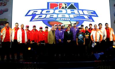 PBA 2010 Rookies