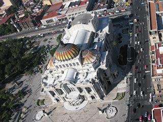 Teatro Nacional - Ciudad de Mexico