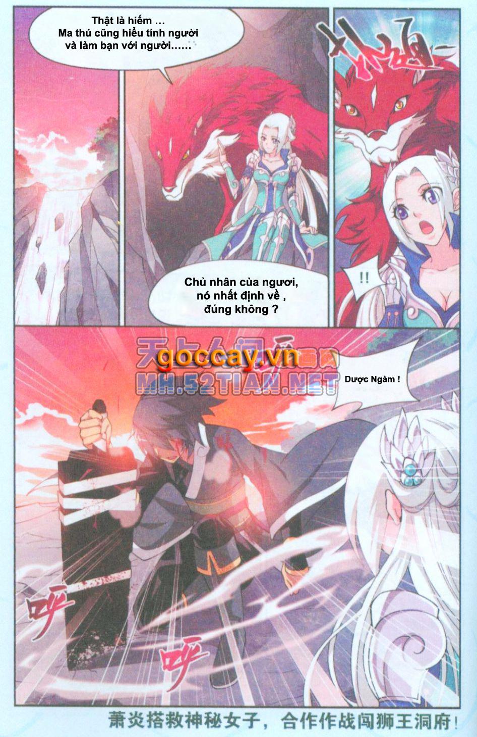 Đấu Phá Thương Khung chap 27 page 18 - IZTruyenTranh.com