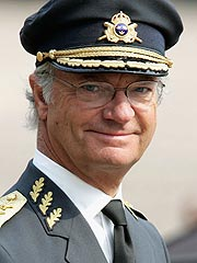King Carl XVI Gustaf Biography
