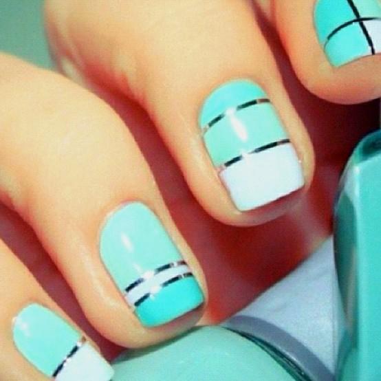 Beautiful Nails And Color: Nail Designs At Home