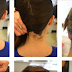 Chignon Bun Hairstyle Tutorial