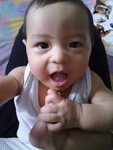 7 Months old Lil Irfan Ahmad