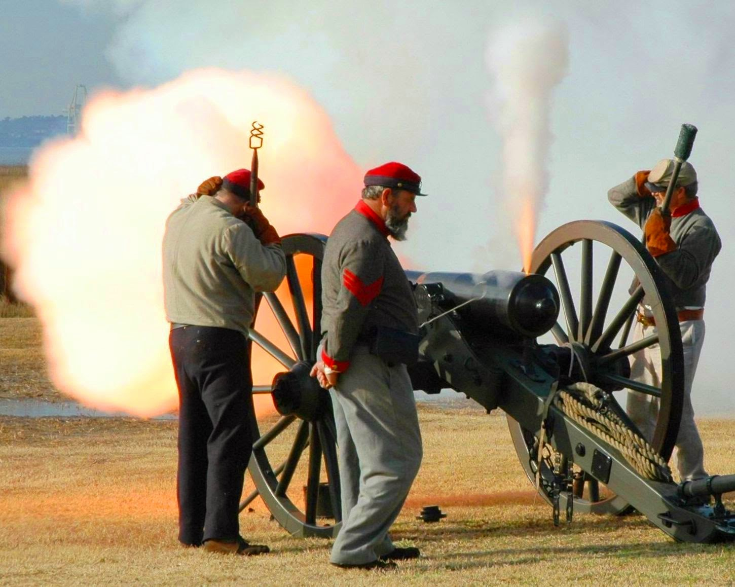 Civil War Landmarks and Attractions near Wilmington, N.C.