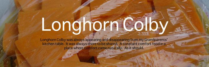 Longhorn Colby