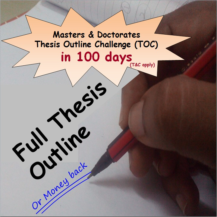 masters degree thesis outline A masters degree thesis is typically over 100 pages however, the dissertation is usually at least double and sometimes triple the length of a thesis to determine the length of your thesis or dissertation, remember you should always first consult your grad school.