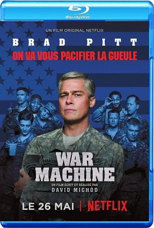 War Machine 2017 HDRip 720p