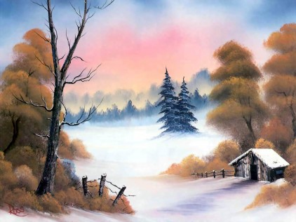 Beautiful Paintings Images on Beautiful Nature And Landscape Paintings Wallpapers