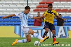 sudamericano sub 20 Argentina alcanzó la igualdad sobre la hora y sueña a lo grande