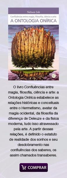 """Livro """"Ontologia Onírica"""" de Nelson Job"""