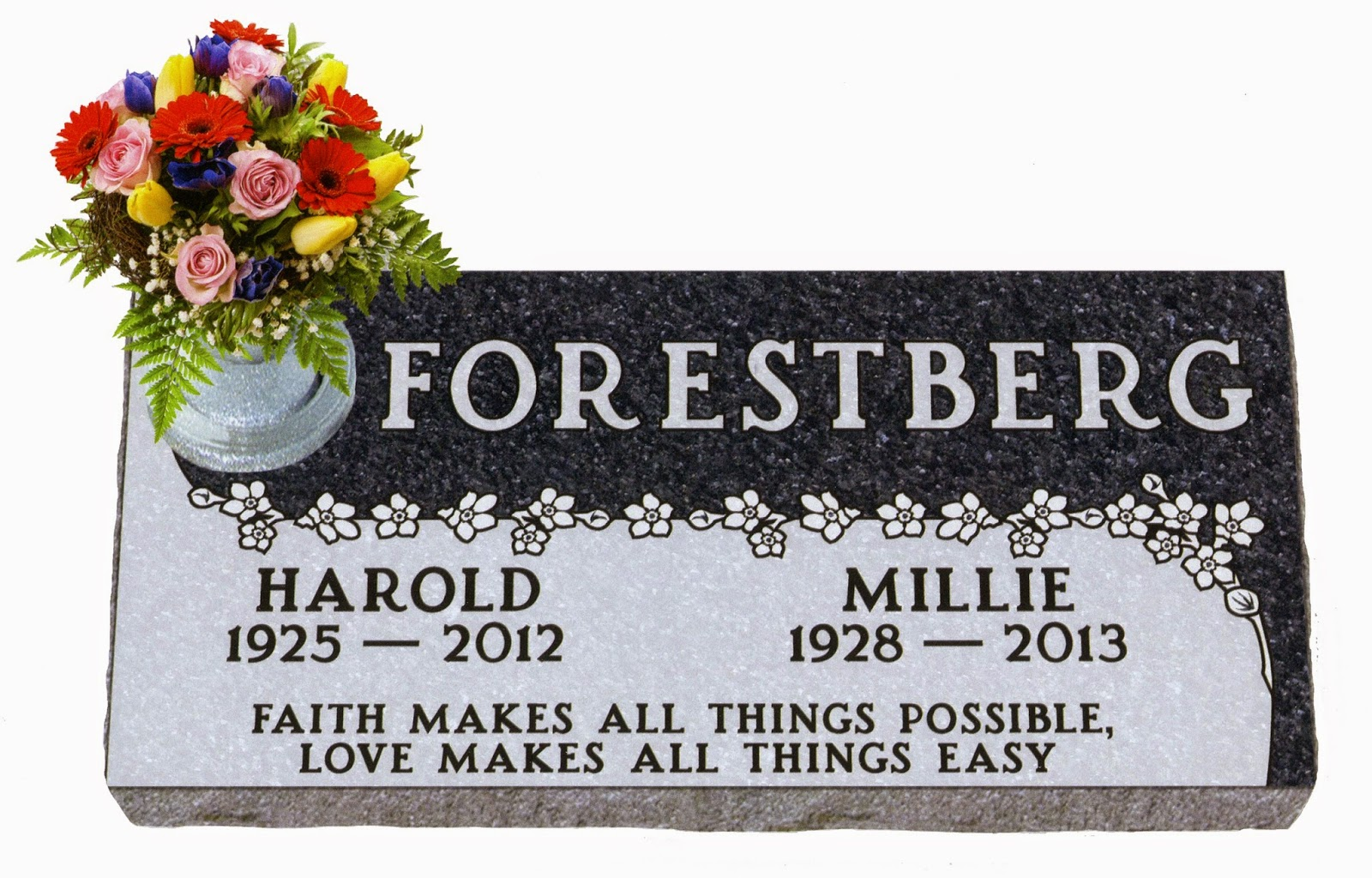 Cremation your options the headstone journal when this is done the most common memorialization option is the flat grave marker reviewsmspy