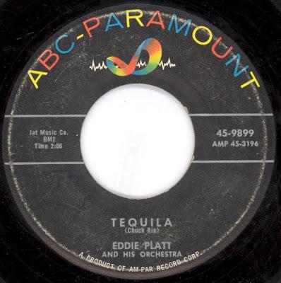 Eddie Platt - Tequila - Popcorn