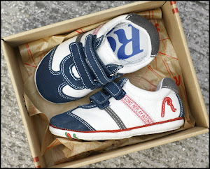 REPLAY BABY SHOE 1 Size :20 (12.8cm) Price: RM65
