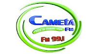 ouvir a Rádio Cametá FM 99,1 Cametá PA