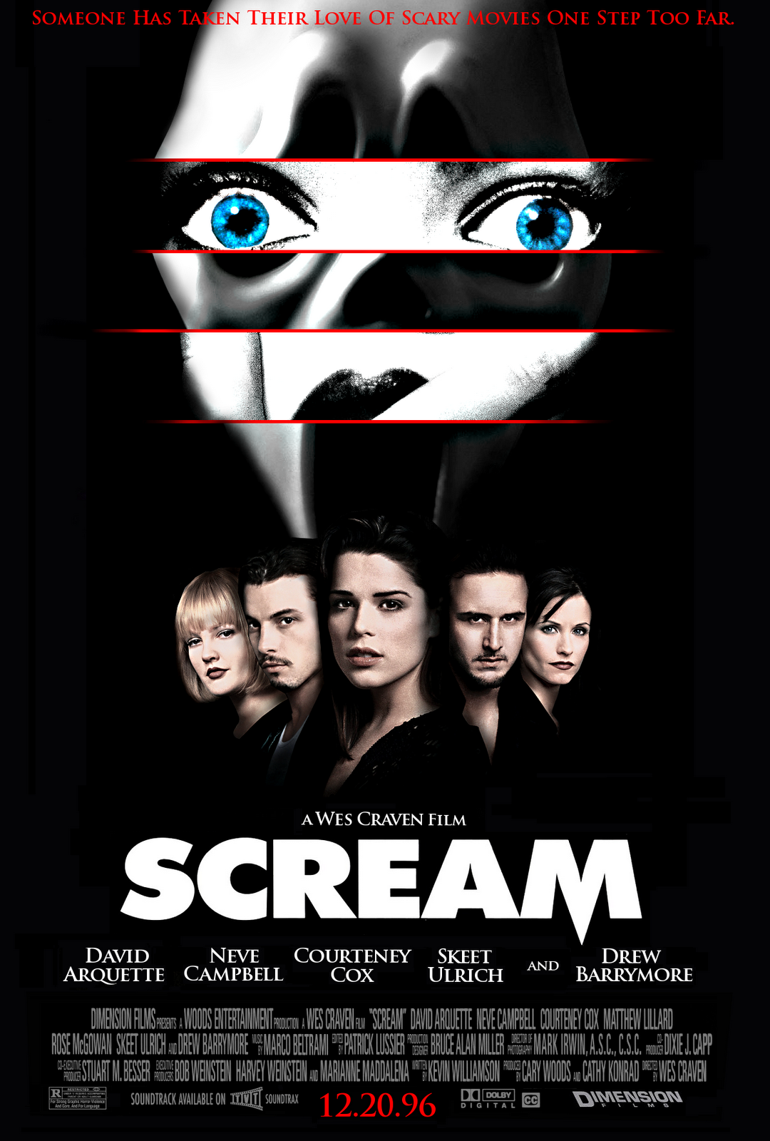 Scream (1996) - Ending (3/3) - YouTube