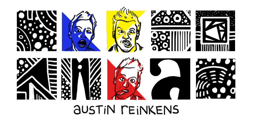 the art of austin reinkens