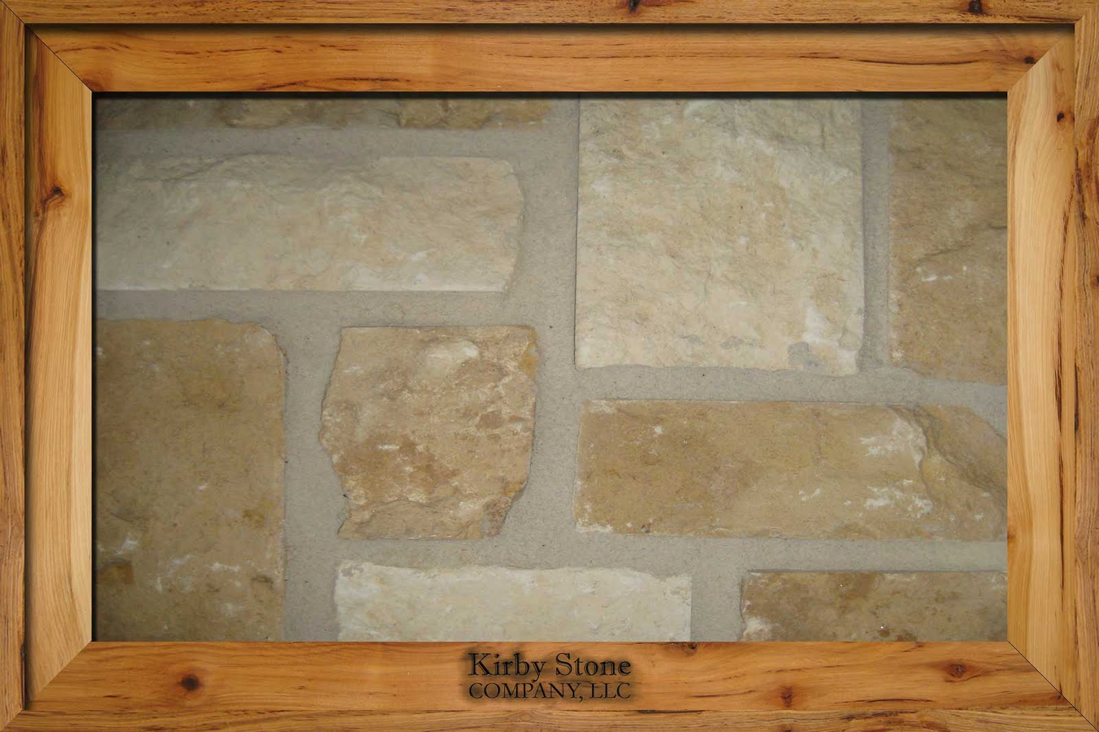 Kirby stone company llc stone showcase hill country blend for Hill country stone