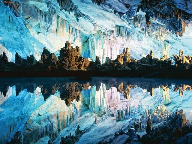 Grotte Reed Flute (Cina)