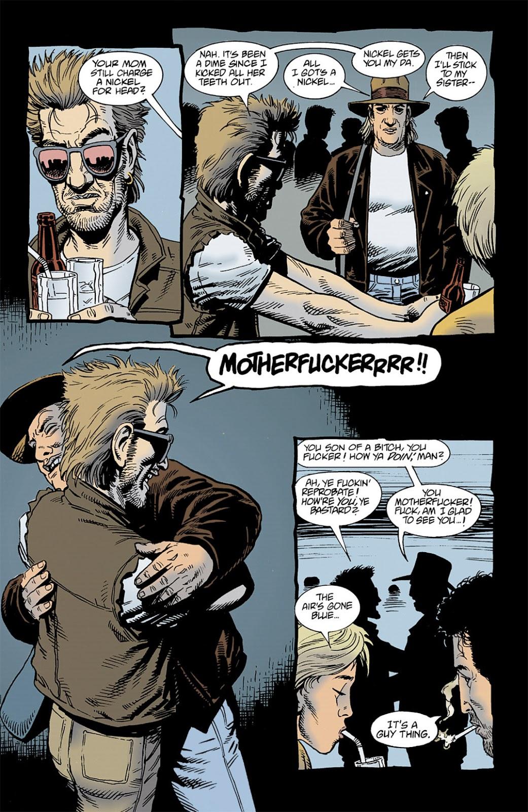 Preacher Issue #5 #14 - English 12