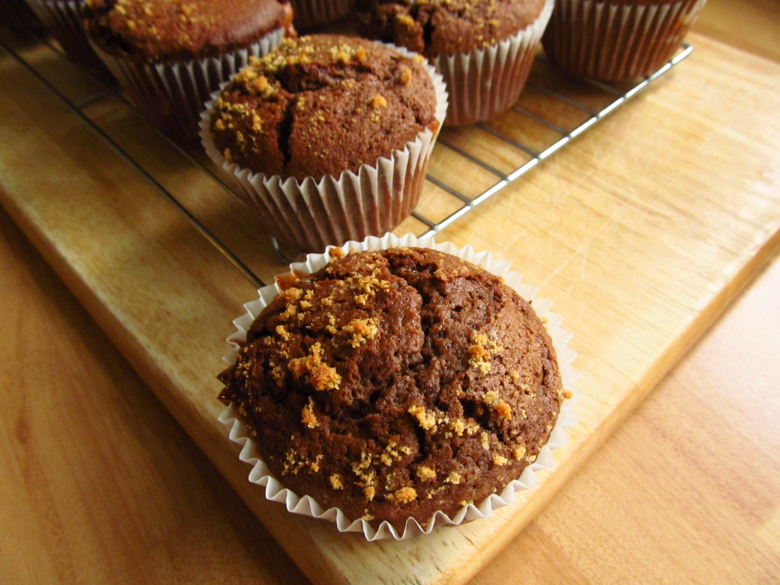 Chocolate muffin recipe good food
