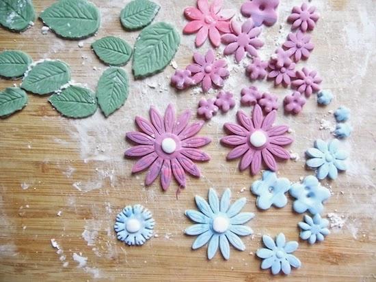Sugarpaste Flowers