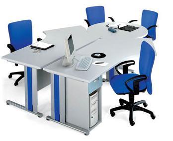 Oficina total empresa de mobiliario de oficina en barcelona for Mesas de oficina barcelona