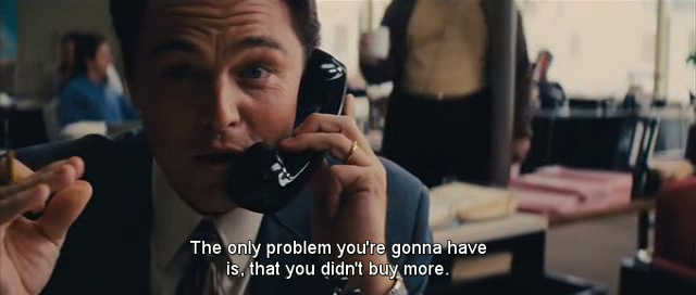 11 memorable wolf of wall street quotes