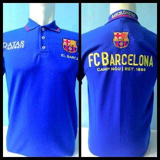 kaos polo barcelona