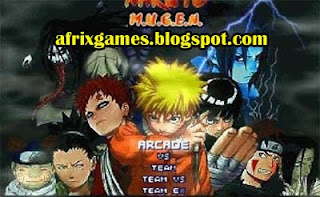 Free Download Games Naruto Mugen Full Version