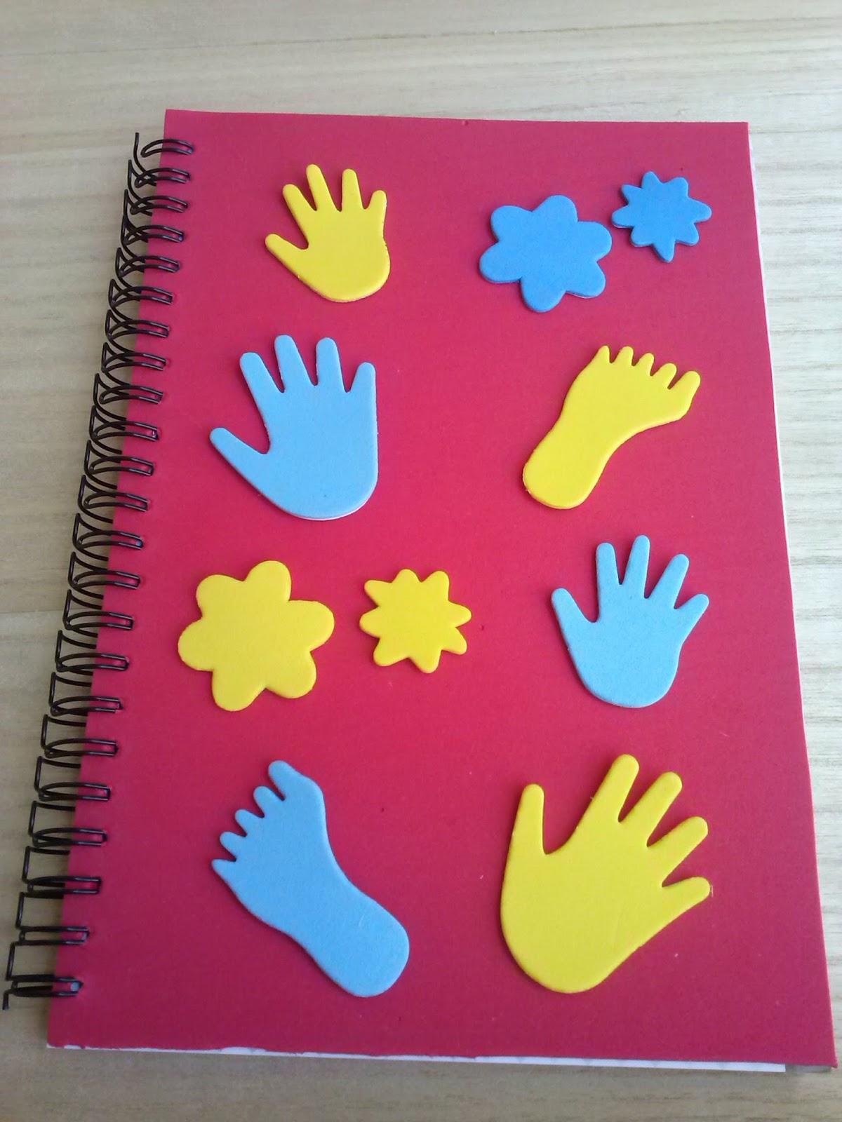 Portada Para Cuaderno O Agenda En Goma Eva Paso A Paso | Search