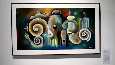 Bienal del Sur. Museo de Bellas Artes, Caracas, Venezuela.