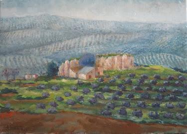 Cortijo El Peñón, Lahiguera; Jaén (8P)