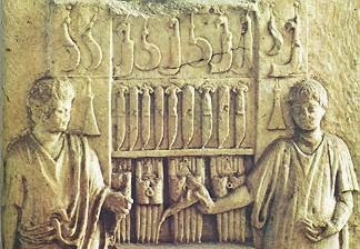 Galenos en la antigua Roma